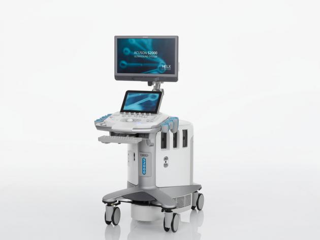 ACUSON S2000 Ultrasound System 3